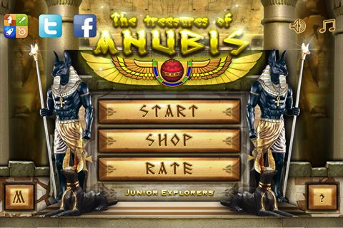 El templo de Anubis en español