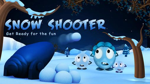 Скріншот Snow shooter: Deluxe на iPhone