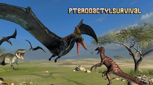 Pterodactyl survival: Simulator captura de tela 1