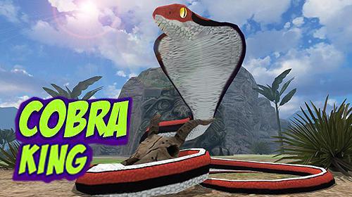 King cobra snake simulator 3D Screenshot