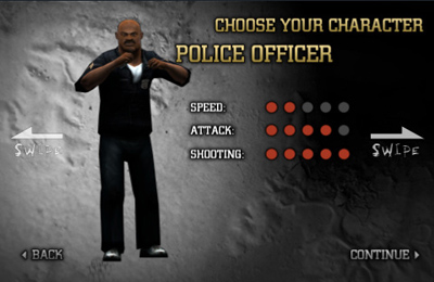 Action games: download Dawn of the Dead to your phone