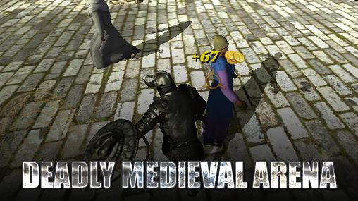 Deadly medieval arena screenshots