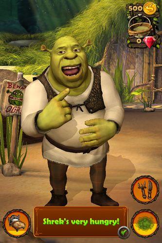 Arcade: Lade Taschen Shrek auf dein Handy herunter
