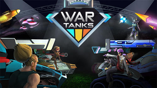 War tanks: Multiplayer game Screenshot