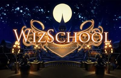 logo Zauberschule - Antikes Buch der Magie