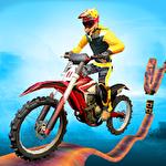 Bike racing mania icon