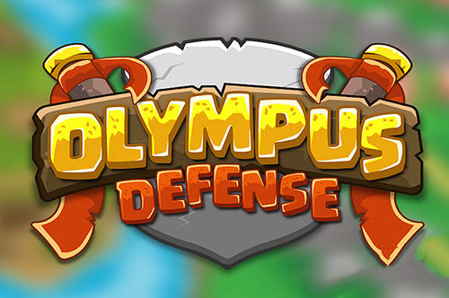 Olympus defense: God Zeus TD Symbol