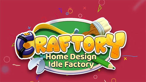 Craftory: Idle factory and home design screenshot 1