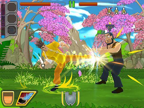 Screenshot Meister des Kung Fu mit Tee auf dem iPhone