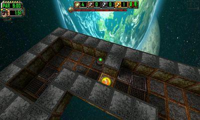 3D Bio Ball HD screenshot 4