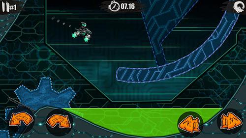 Moto X3M: Bike race game скріншот 1