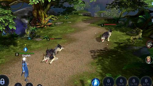 RPG-Spiele Demon slayer 2: Mobile für das Smartphone