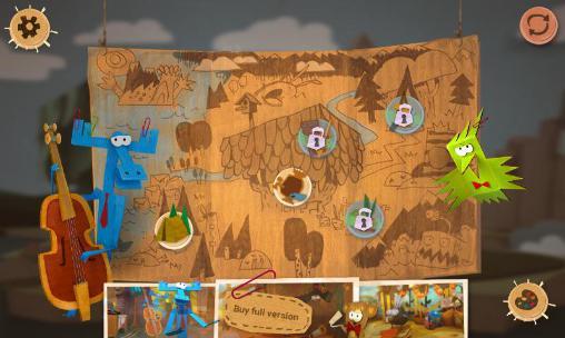 Spiele für Kinder Papermates auf Deutsch