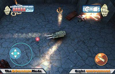Rennspiele: Lade Waffen des Krieges 3D auf dein Handy herunter