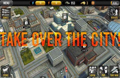 ігри з Мультіплеером: завантажити Бандити і Гангстери на телефон
