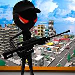 Stickman assassin Symbol