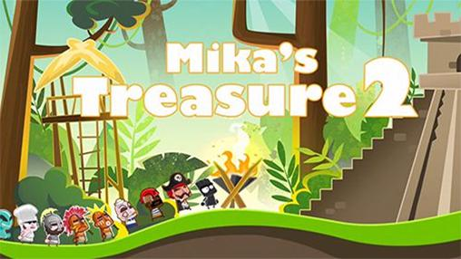 Mika's treasure 2 Screenshot