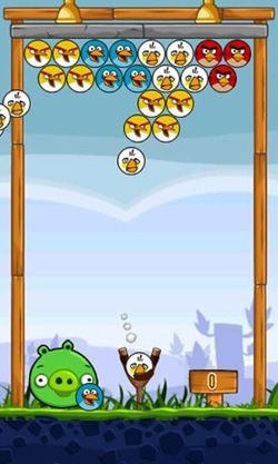 Angry Birds Shooter для Android