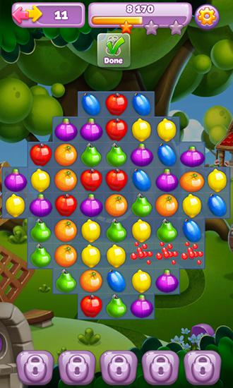 Viber: Fruit adventure for Android