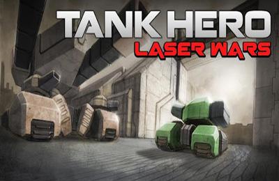 logo Les Tanks: la Guerre des Lasers