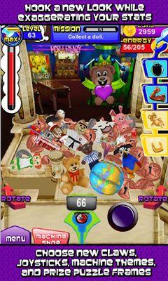 Arcade Prize Claw für das Smartphone