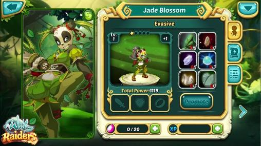 Wakfu raiders для Android