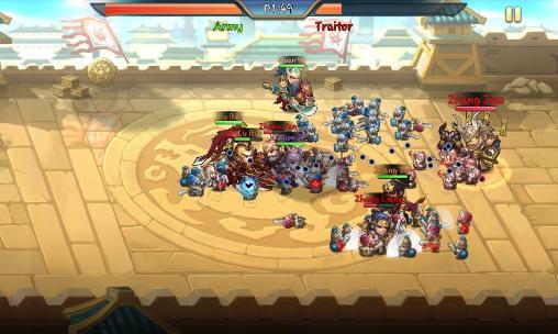 Strategische RPG-Spiele Tiny empire auf Deutsch