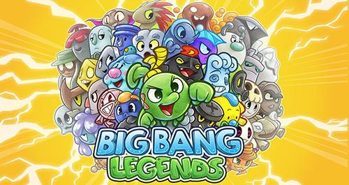 Big bang legends Symbol
