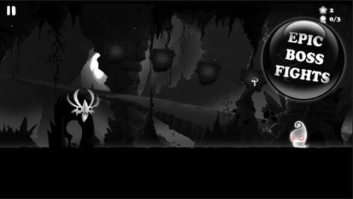 Screenshot Darklings auf dem iPhone