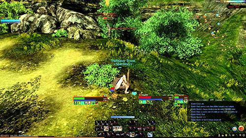 Online RPGs Archeage begins auf Deutsch