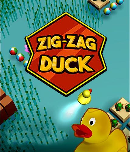 Zig zag duck Screenshot