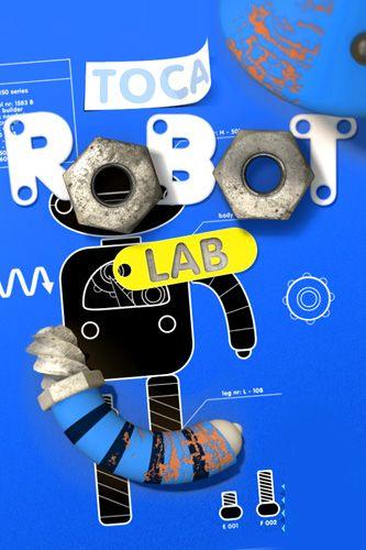 логотип Тока: Лаборатория роботов
