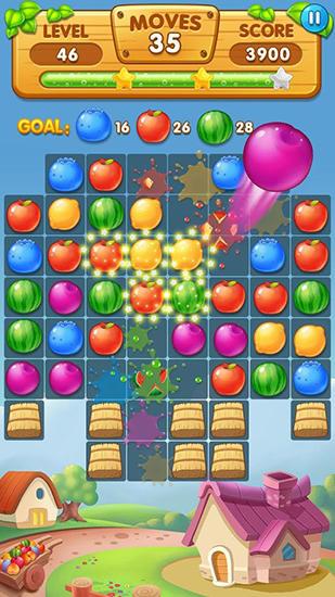 Amazing fruits für Android