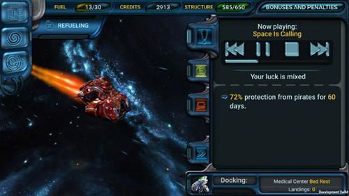 Space rangers: Quest para Android