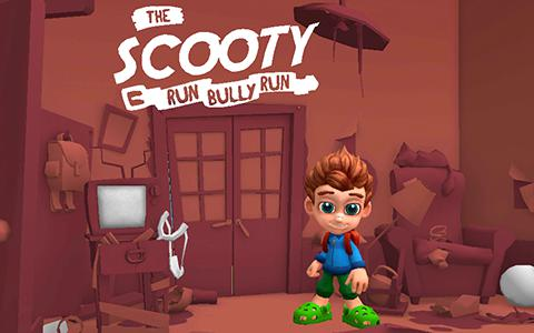 The Scooty: Run bully run icône