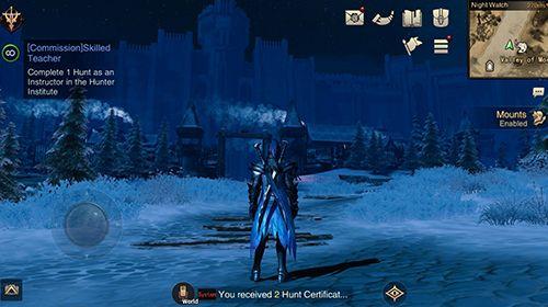 RPG-Spiele: Lade Abtrünnig: Seele des Jägers auf dein Handy herunter