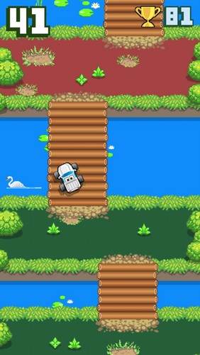 Bog racer скриншот 4