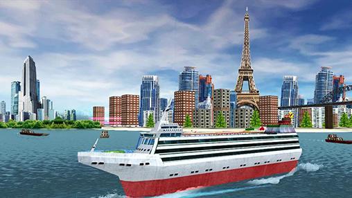 Ship simulator 2016 capture d'écran 1