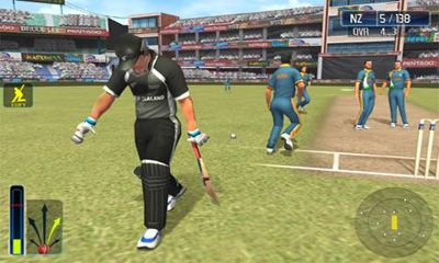 HD games Cricket World Cup Fever HD in English