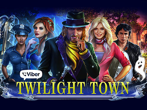 Viber: Twilight town Screenshot