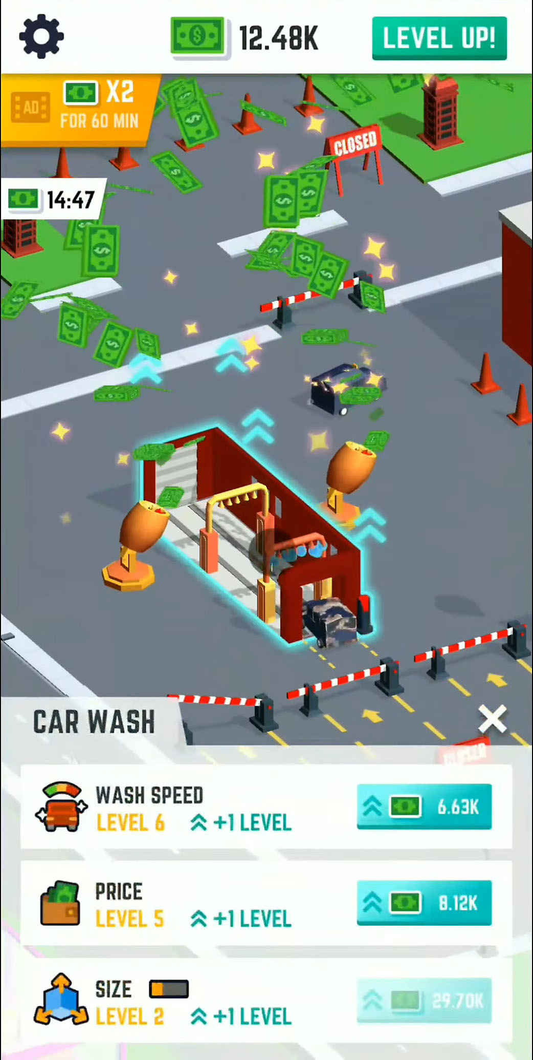 Car Wash Empire for Android
