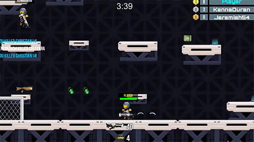 Guns 'n' guys: Pvp multiplayer action shooter for Android