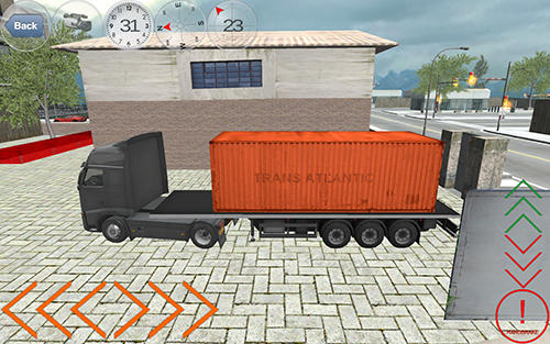 Duty truck Screenshot