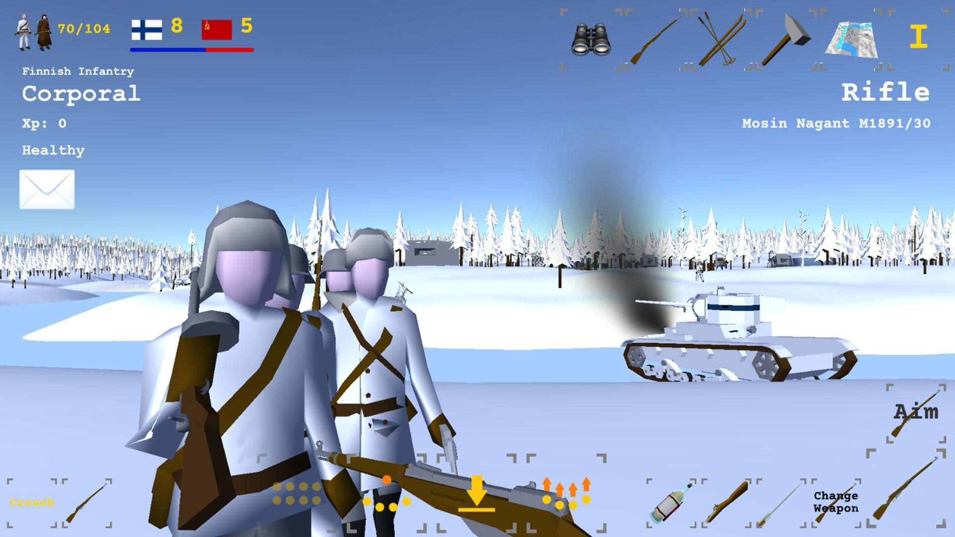 Winter War скріншот 1
