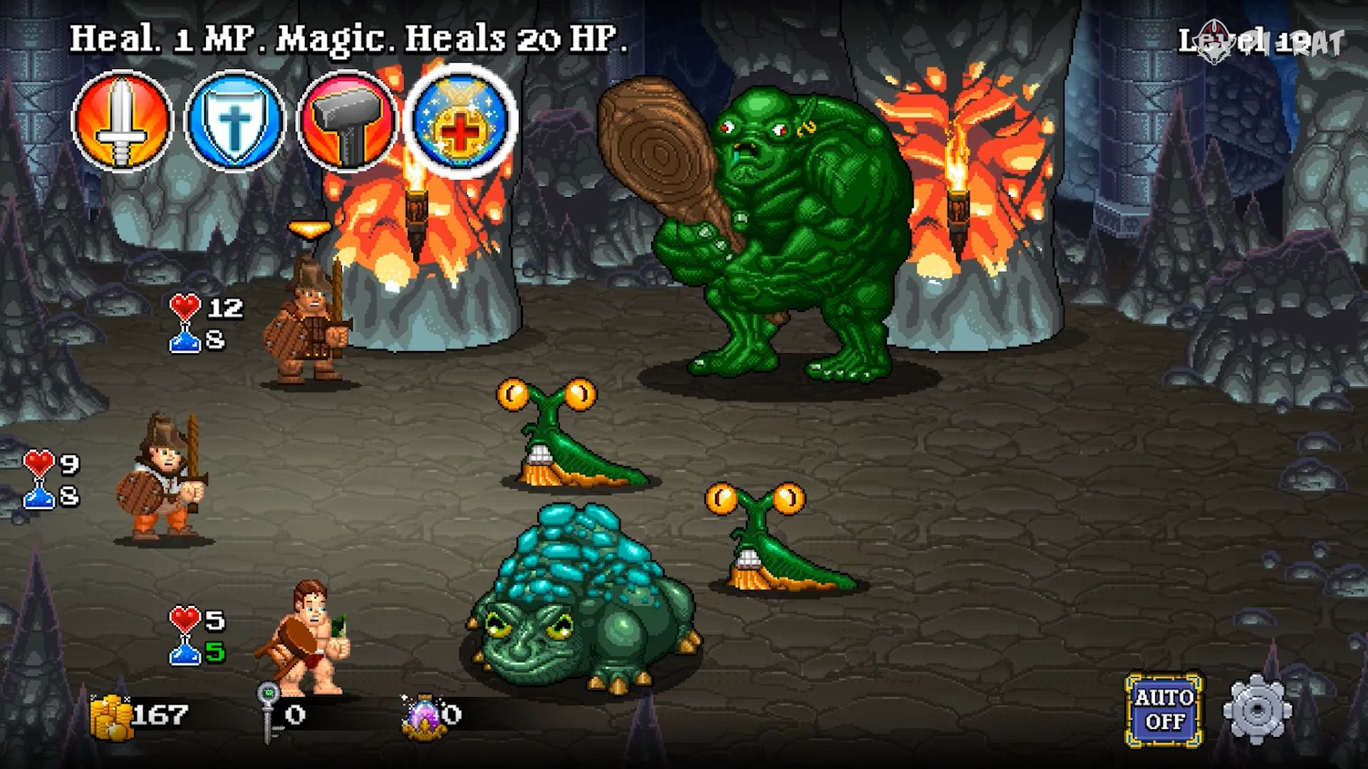 Soda Dungeon 2 для Android