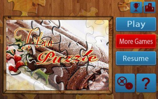 Logik Titan jigsaw puzzle für das Smartphone