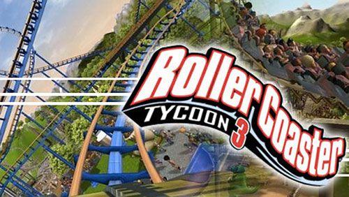 logo Roller Coaster Tycoon 3