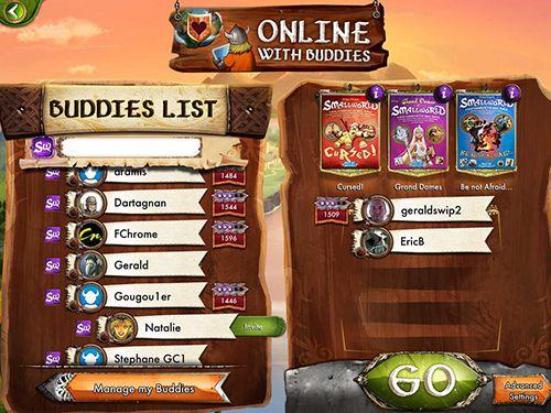 Screenshot Kleine Welt 2 auf dem iPhone