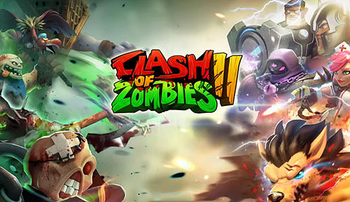 Clash of zombies 2: Atlantis screenshot 1