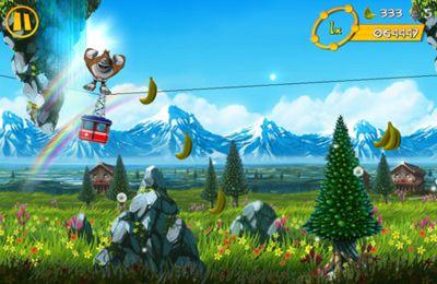Arcade-Spiele: Lade Gorilla Gondola auf dein Handy herunter